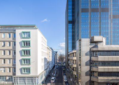 Immobilienmakler Düsseldorf Innenstadt - Neubauwohnung nahe der Königsallee zu verkaufen