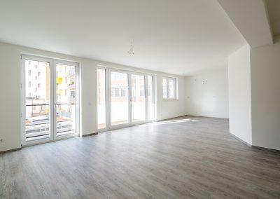 Immobilienmakler Düsseldorf Innenstadt - Neubauwohnung auf der Friedrichstraße nahe der Königsallee zu verkaufen