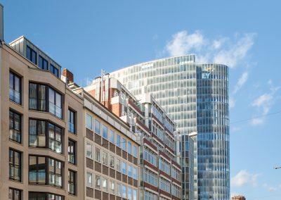 Immobilienmakler Düsseldorf Friedrichstadt - Wohnung auf der Friedrichstraße am Graf-Adolf-Platz zu verkaufen