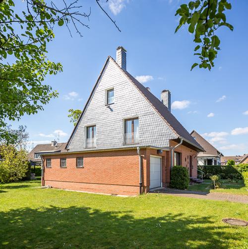 Freistehendes Einfamilienhaus in Ratingen Lintorf zu verkaufen